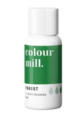 Colour Mill Forest Green | Cookie Cutter Shop Australia