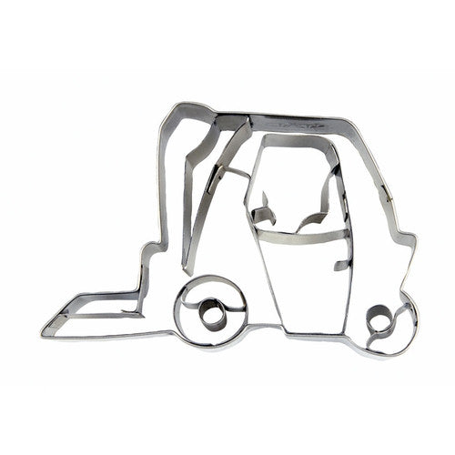 Forklift 9cm Cookie Cutter-Cookie Cutter Shop Australia