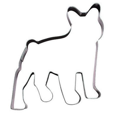 French Bulldog Cookie Cutter-Cookie Cutter Shop Australia