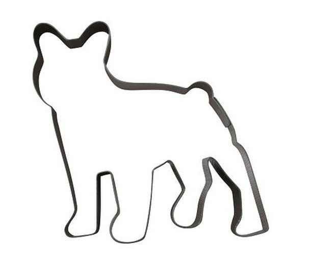 French Bulldog 8cm Cookie Cutter-Cookie Cutter Shop Australia