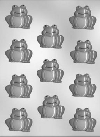 Frog Chocolate Mould