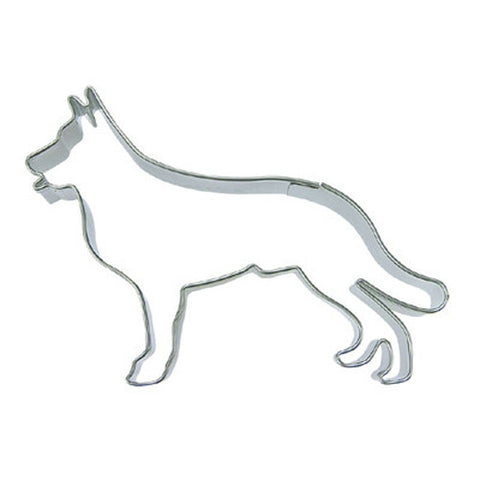 German Shepherd Dog Cookie Cutter | Cookie Cutter Shop Australia