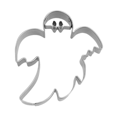 Ghost With Internal Detail 7cm Cookie Cutter-Cookie Cutter Shop Australia