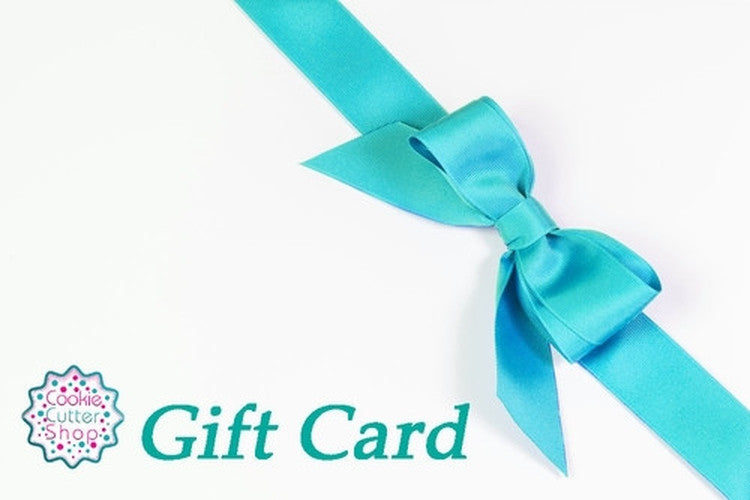 Gift Card-Cookie Cutter Shop Australia