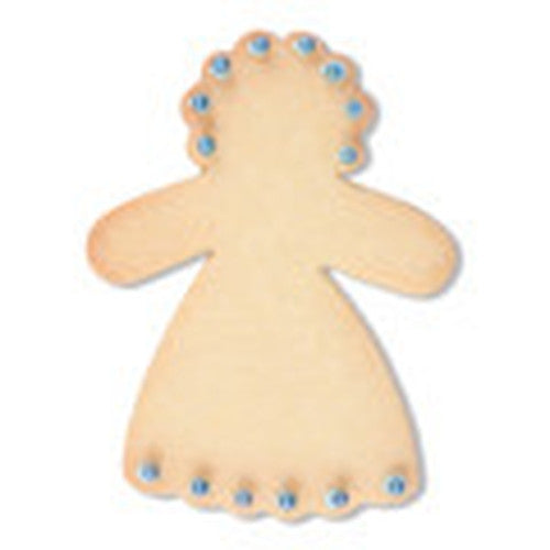 Gingerbread Lady 12cm Cookie Cutter-Cookie Cutter Shop Australia