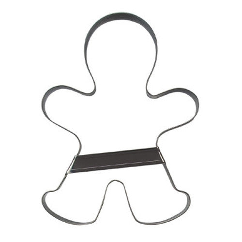 Gingerbread Man 20.5cm Cookie Cutter-Cookie Cutter Shop Australia