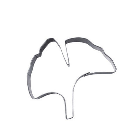 Ginkgo Leaf Cookie Cutter-Cookie Cutter Shop Australia