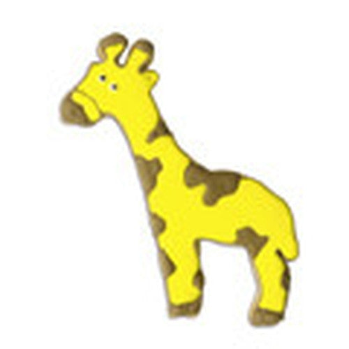 Giraffe with Embossed Details 10cm Cookie Cutter-Cookie Cutter Shop Australia