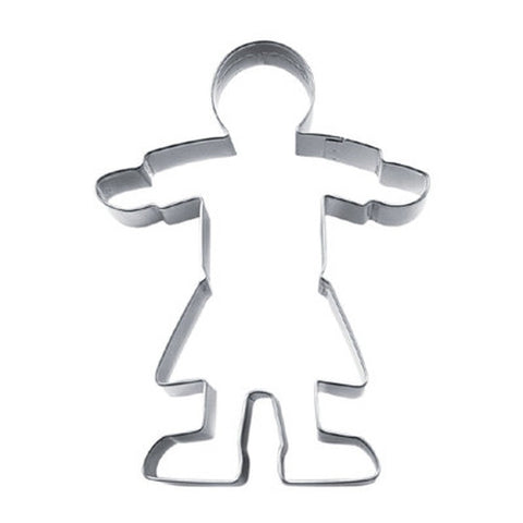 Girl Cookie Cutter-Cookie Cutter Shop Australia