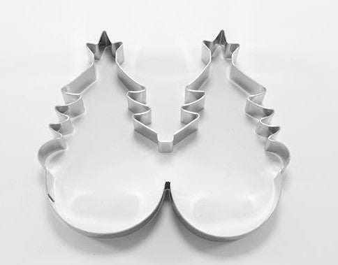 Christmas Glasses Cookie Cutter | Cookie Cutter Shop Australia