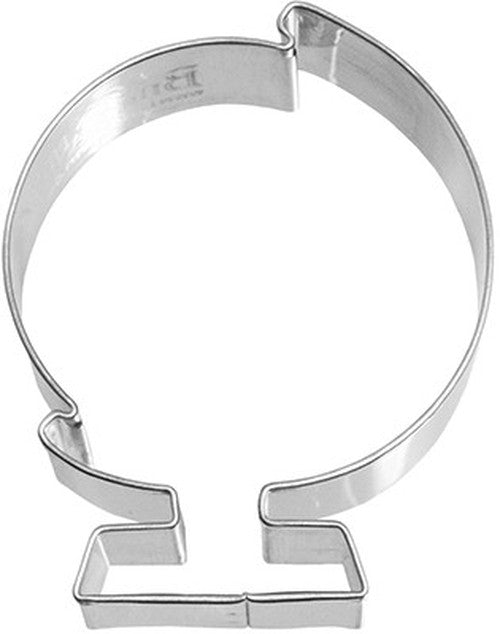 World Globe 6.5cm Cookie Cutter-Cookie Cutter Shop Australia