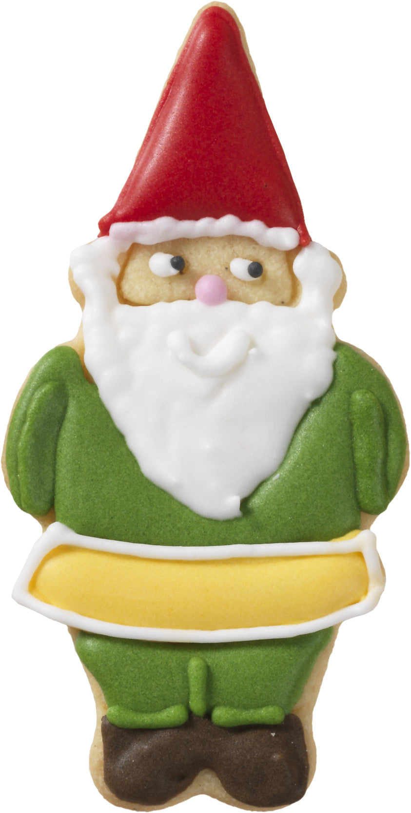 Gnome 9cm With Internal Detail Cookie Cutter | Cookie Cutter Shop Australia