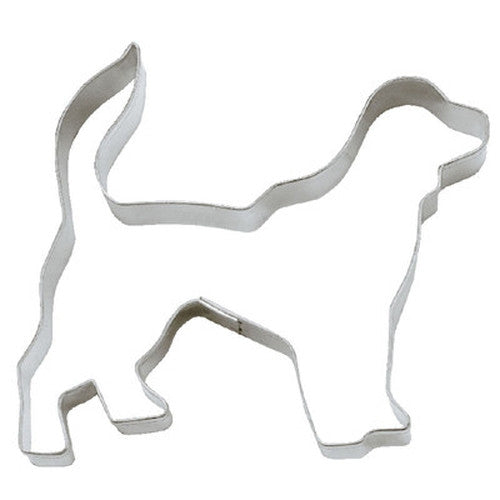 Golden Retriever Dog Cookie Cutter-Cookie Cutter Shop Australia