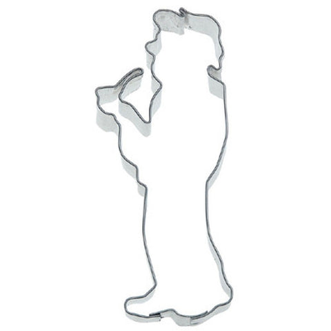 Grandfather with Pipe Cookie Cutter-Cookie Cutter Shop Australia