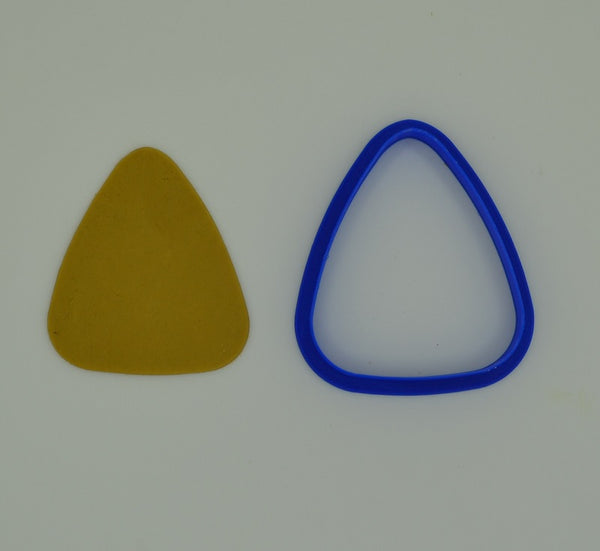 Guitar Pick 7cm Cookie Cutter-Cookie Cutter Shop Australia