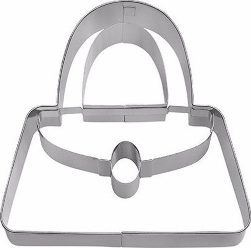 Handbag Large with Detailing 10cm Cookie Cutter-Cookie Cutter Shop Australia