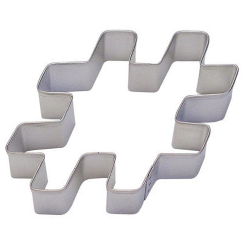 Hash Tag 10cm Cookie Cutter | Cookie Cutter Shop Australia