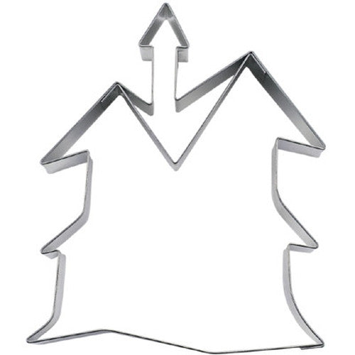 Haunted Castle 9cm Cookie Cutter-Cookie Cutter Shop Australia