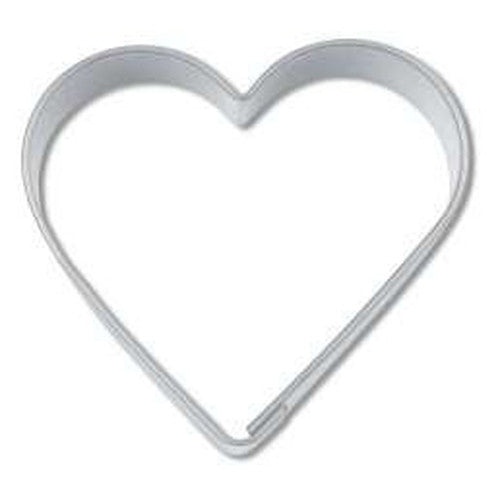 Heart 4cm Stainless Steel Cookie Cutter-Cookie Cutter Shop Australia