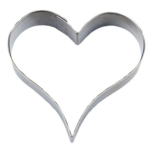 Heart 5.5cm Cookie Cutter-Cookie Cutter Shop Australia