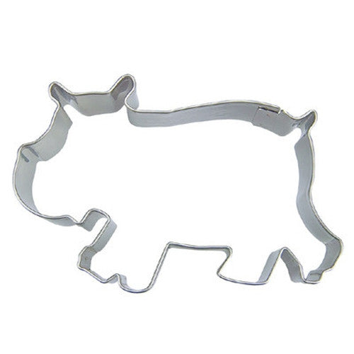 Hippopotamus 7cm Cookie Cutter-Cookie Cutter Shop Australia
