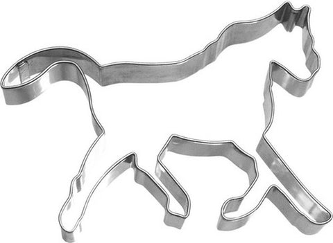 Horse Trotting Cookie Cutter-Cookie Cutter Shop Australia