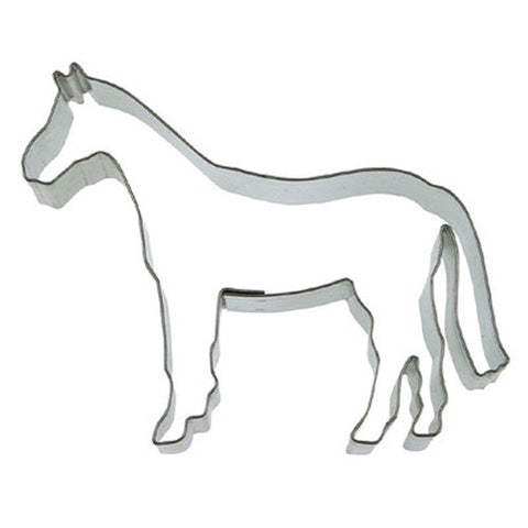 Horse 10cm Cookie Cutter | Cookie Cutter Shop Australia