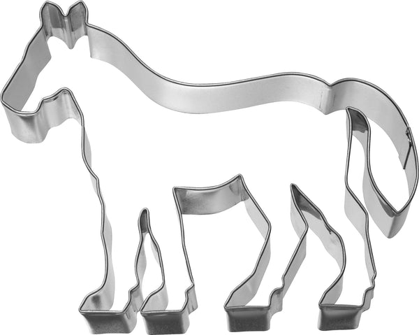 Horse 11.5cm Cookie Cutter-Cookie Cutter Shop Australia