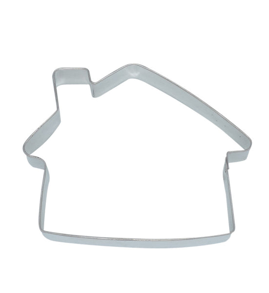 Cabin House 10cm Cookie Cutter-Cookie Cutter Shop Australia