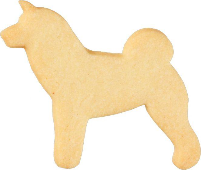 Husky Dog 7.5cm Cookie Cutter-Cookie Cutter Shop Australia
