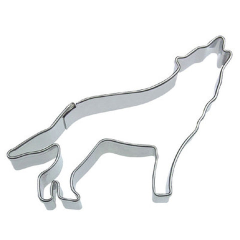 Husky Dog or Wolf Cookie Cutter | Cookie Cutter Shop Australia