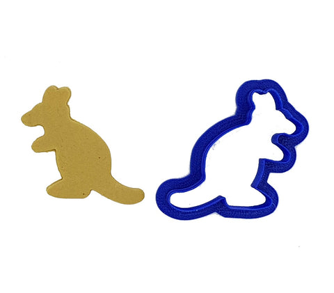 Kangaroo Cookie Cutter | Cookie Cutter Shop Australia