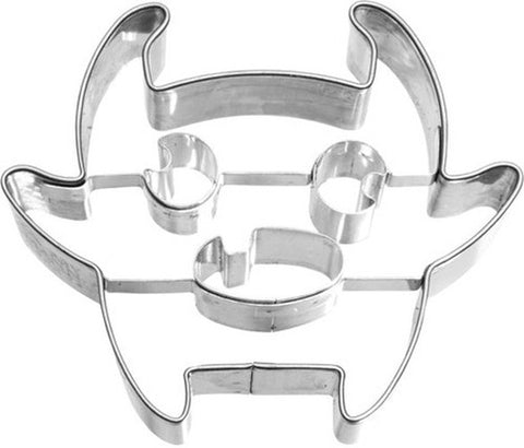 Kneck Monster 7cm Cookie Cutter-Cookie Cutter Shop Australia