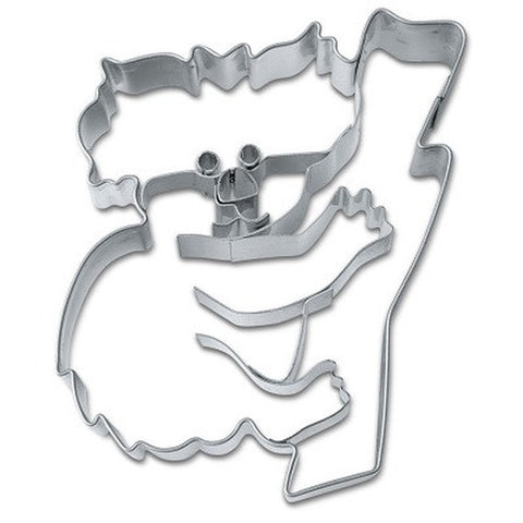 Koala 7cm Cookie Cutter-Cookie Cutter Shop Australia