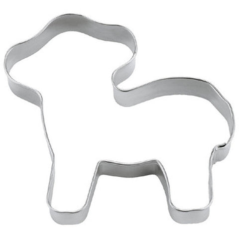 Lamb 4cm Cookie Cutter-Cookie Cutter Shop Australia
