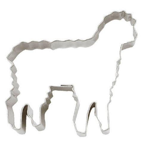 Lamb 5.5cm Cookie Cutter-Cookie Cutter Shop Australia