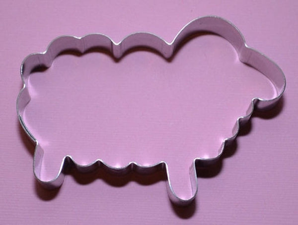 Lamb 9cm Cookie Cutter-Cookie Cutter Shop Australia
