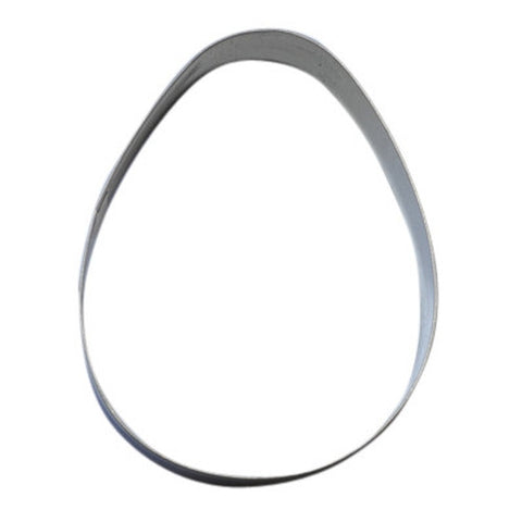 Large Egg Cookie Cutter 9cm | Cookie Cutter Shop Australia