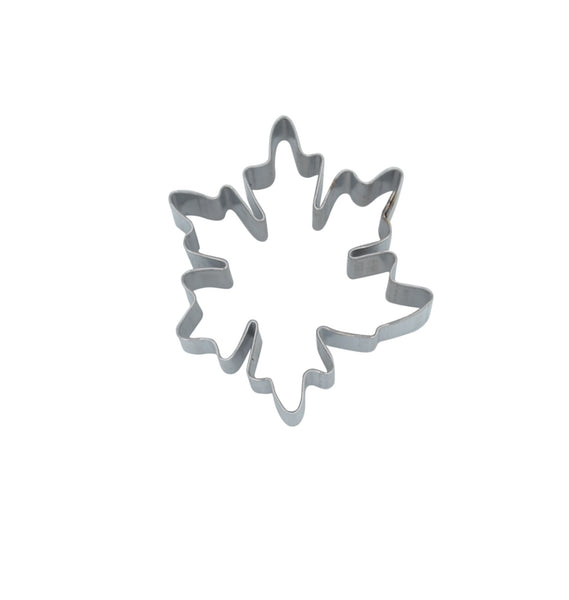 Leaf 4cm Cookie Cutter-Cookie Cutter Shop Australia