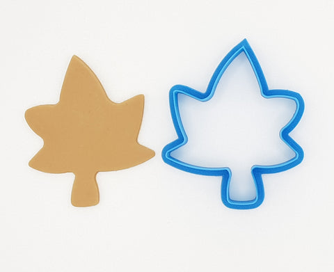 Leaf 7.5cm Cookie Cutter-Cookie Cutter Shop Australia