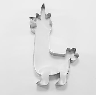 Unicorn cookie Cutter 13cm | Cookie Cutter Shop Australia
