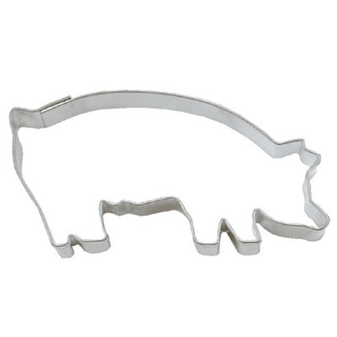 Lucky Pig 5.5cm Cookie Cutter  | Cookie Cutter Shop Australia