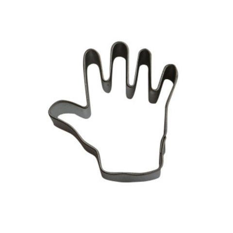 Mini Hand 4.5cm Cookie Cutter-Cookie Cutter Shop Australia