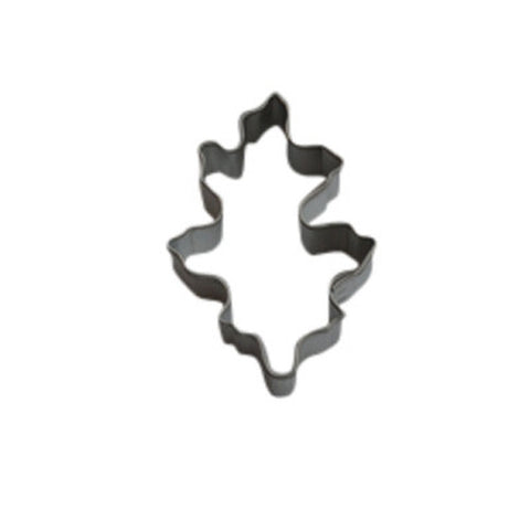 Mini Oak Leaf 4.5cm Cookie Cutter-Cookie Cutter Shop Australia