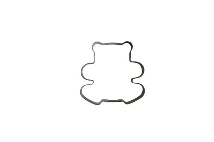 Mini Teddy Bear 5cm Cookie Cutter-Cookie Cutter Shop Australia