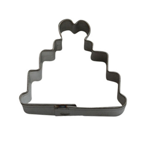 Mini Wedding Cake 3.5cm Cookie Cutter-Cookie Cutter Shop Australia