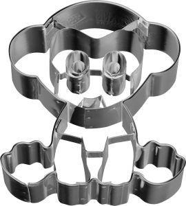 Monkey With Internal Detail 7.5cm Cookie Cutter-Cookie Cutter Shop Australia