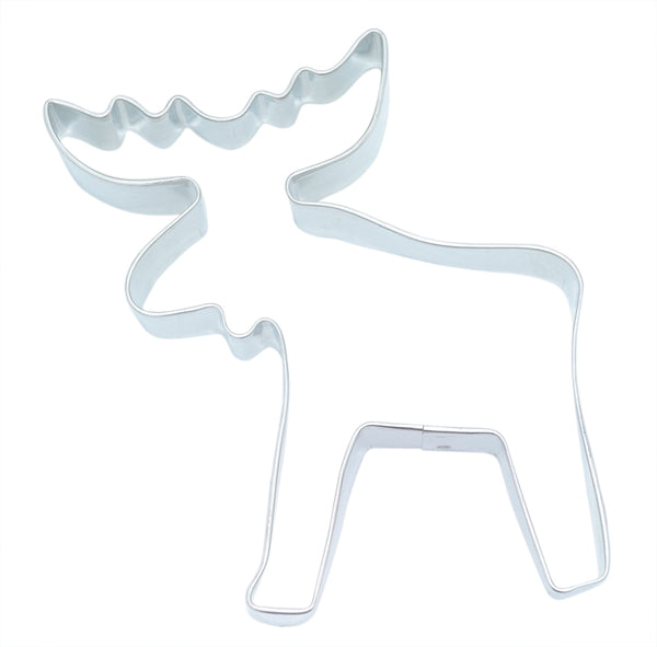 Moose 10.5cm Cookie Cutter-Cookie Cutter Shop Australia