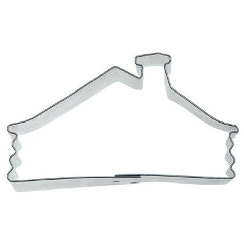 Mountain Cabin Cookie Cutter-Cookie Cutter Shop Australia