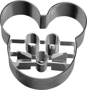 Mouse Face With Internal Detail 5.5cm Cookie Cutter-Cookie Cutter Shop Australia